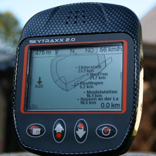Skytraxx Vario/GPS