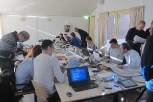 Workshop vario/GPS en meteorologie