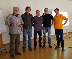 Barry en Ayke nu ook Duits instructeur!!