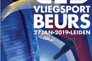 Paraglidingbeurs Warmond; wij zijn erbij!
