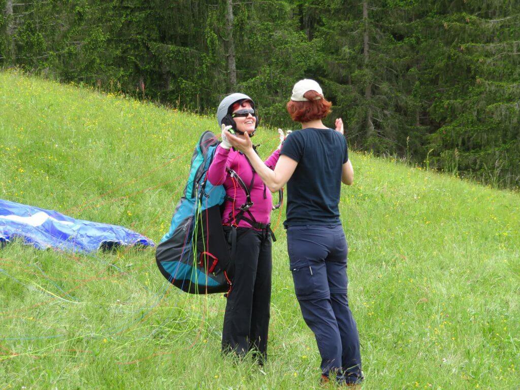 Paragliding Sauerland