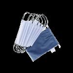 Swing Mondkapjes dubbellaags polyester